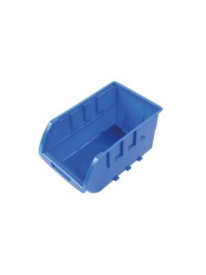 Blue Storage Bins 237mm x 144mm x 125mm - Pack 20