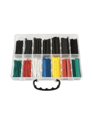 Assorted Box of Coloured Heat Shrink Box 250pc