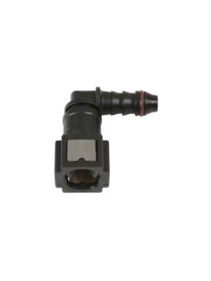 Fuel Line Angled Quick Connectors 6.3mm x 6mm - Pack 3