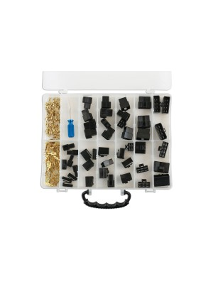 Assorted 250 Type Electrical Connectors - 145 Pieces