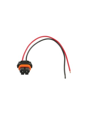2 Pin Low Beam Headlight Connector - Pack 2