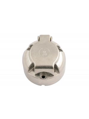 7 Pin Metal Socket 12 Volt 12N - Pack 5