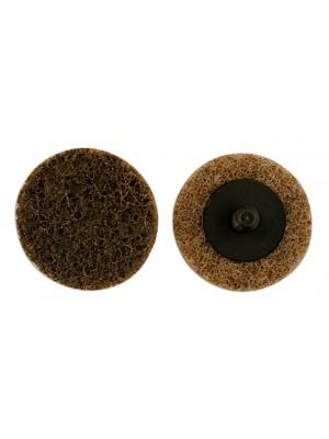 Abracs Polirico Quick Lock Discs 50mm Medium - Pack 25