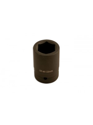 """Socket 1""""D 33mm - for use with 4869"""