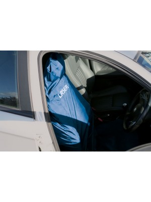 Front Seat Protector - Blue
