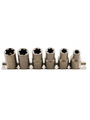 "Torx Plus® Socket Set 1/2""D 6pc"
