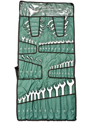 Assorted Spanner Set 50pc