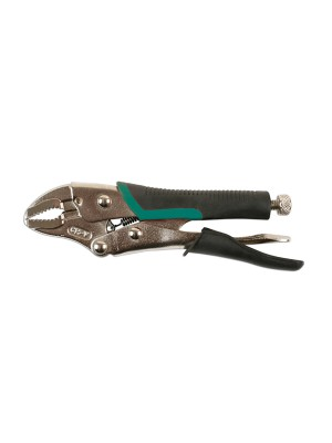 Curved Jaw Locking Pliers 125mm