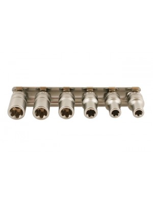 "Torx Plus® Socket Set 1/4""D 6pc"