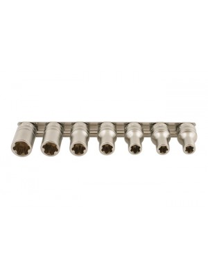 "Torx Plus® Socket Set 3/8""D 7pc"
