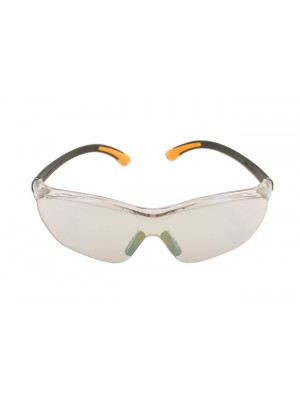Safety Glasses - Clear/Mirror