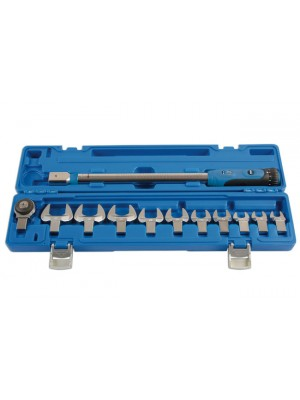 """Torque Wrench 1/2""""D - 11 Heads"""