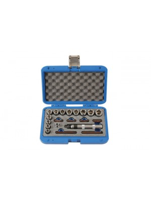 """Damaged Nut and Screw Remover Set 3/8""""D 20pc"""