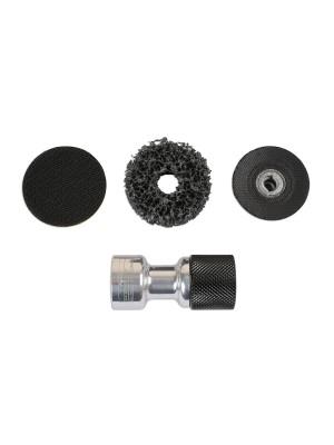 "Abrasives Adaptor Set - 1/2""D"