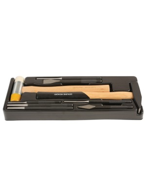 Hammer and Chisel Kit 9pc