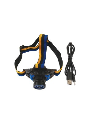 Rechargeable Headlight Torch - 3 Watt