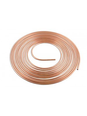 Copper Pipe 1/2in. x 25ft - Pack 1