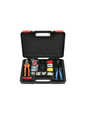 Non Insulated Terminal & Anderson Type Plug Tool Kit