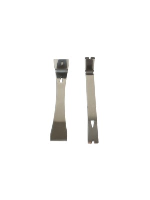 Pry Bar Set 2pc - Stainless Steel