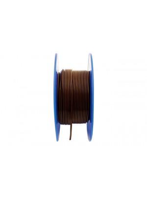 Brown Single Core Auto Cable 28/0.30 50m