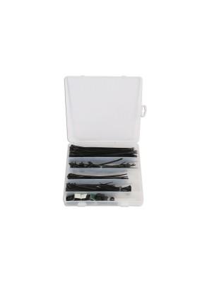 Cable Tie Kit 210pcs