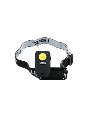 Motion Sensor Headlight - Rechargeable