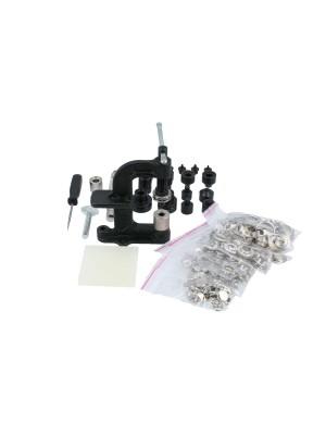 Grommet, Eyelet & Popper Fitting Kit