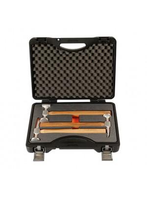 AluSuits Minium Body Hammer Set 3pc