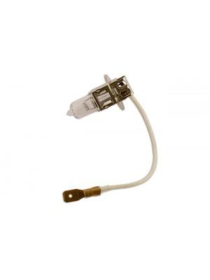 Lucas Headlight Bulb H3 24v 130w OE496 - Pack 1