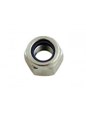 Steel Metric Nyloc Nut M12 - Pack 100
