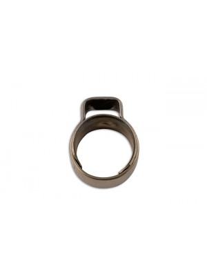 Single Ear O Clip 13.8-15.5mm - Pack 25