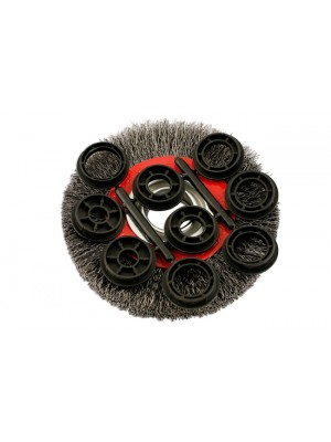 Abracs Bench Grinder Brush 200mm x 25mm - Pack 1