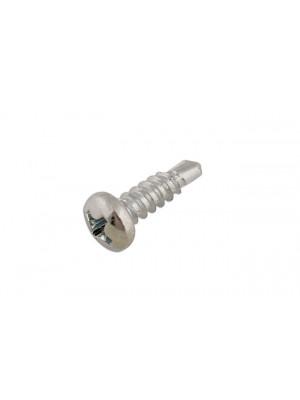 Self Drilling Screw Pan Head Ph 10 x 2 - Pack 100